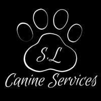 S.L Canine Services logo
