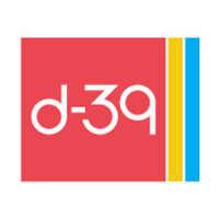 D-39 logo
