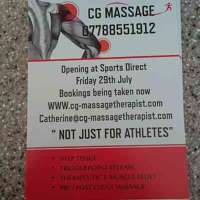Cg-massagetherapist logo