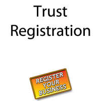 Trust Registration logo