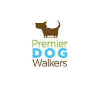 Premier Dog Walkers logo
