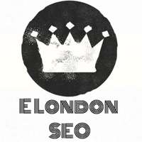 E London SEO logo