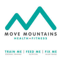 Move Mountains Health and Fitness (Personal training & Sports massage) logo