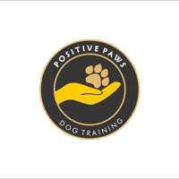 Positive Paws Dog Training logo