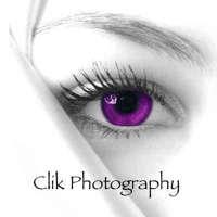 Clik Photography logo
