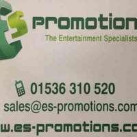 ES Promotions logo