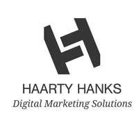 Haarty Hanks  logo
