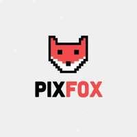 Pixfox logo