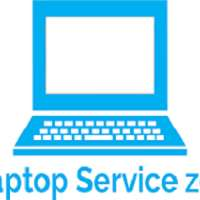 E-Laptop Service Zone logo