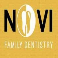 Novi Family Dentistry logo
