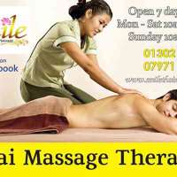 Smile Thai Massage Therapy  logo