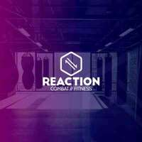 Reaction Combat Fitness  logo
