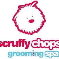 Scruffy Chops Grooming Spa  logo