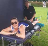 Lisa Smith Sports Massage and Personal Training  logo