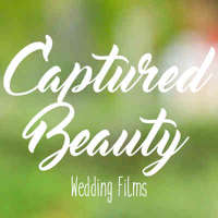 Captured Beauty Wedding Films logo
