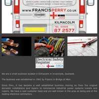 Francis F Perry electrical contractors