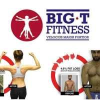 Bigt-fitness logo