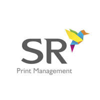 SR Print Management logo