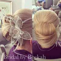Bridal by Beckah  logo