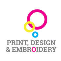 Print Design and Embroidery  logo