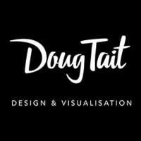 Doug Tait Design & Visualisation logo