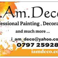 I.Am.Deco logo