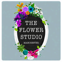 The Flower Studio Manchester logo
