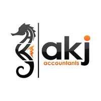 AKJ ACCOUNTANTS logo