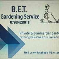 B.E.T Gardening Service