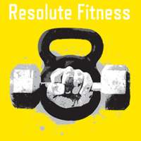 Resolute Fitness logo