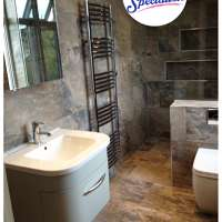 Bathrooms and Wetroom Specialists logo