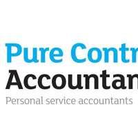 Pure Contractor Accountants logo