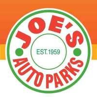 Joe's Auto Parks logo