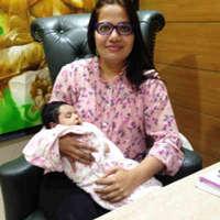 Dr Shobha Gupta - IVF Doctor in Delhi logo