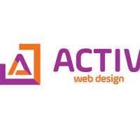 Activ Web Design logo