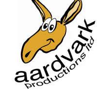 aardvark productions ltd logo