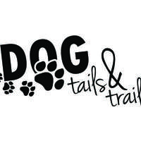 Dog Tails and Trails logo