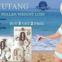 Bee pollen weight loss pills logo