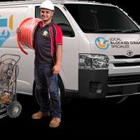 Local Blocked Drains Specialist	 logo