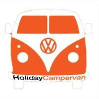 HolidayCamperVan logo
