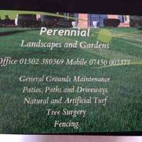 Perennial landscapes and gardening