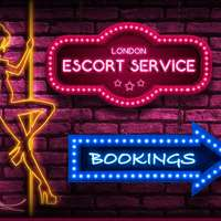 London escort agencies logo
