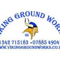 viking Groundworks logo