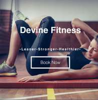 Devine Fitness Ltd  logo