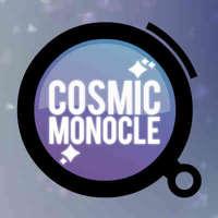 Cosmic Monocle logo