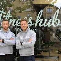 Fitnesshub Brighton logo
