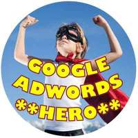 Google AdWords Hero logo
