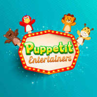 Puppetit Entertainers logo