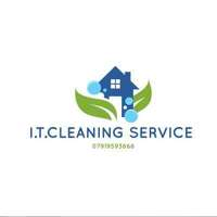 i.t.cleaning service logo