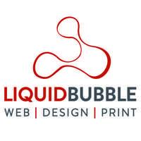 Liquid Bubble  logo